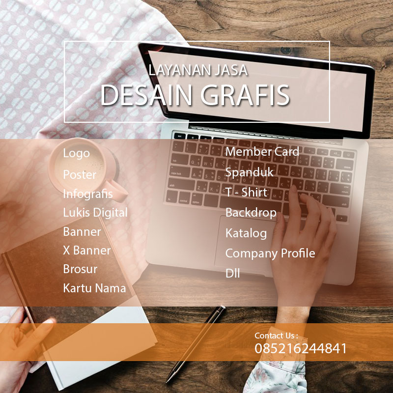 JASA DESAIN GRAFIS MURAH DAN BERKUALITAS DI KALIMANTAN BARAT