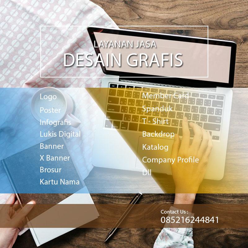 JASA DESAIN GRAFIS MURAH DAN BERKUALITAS DI DKI JAKARTA