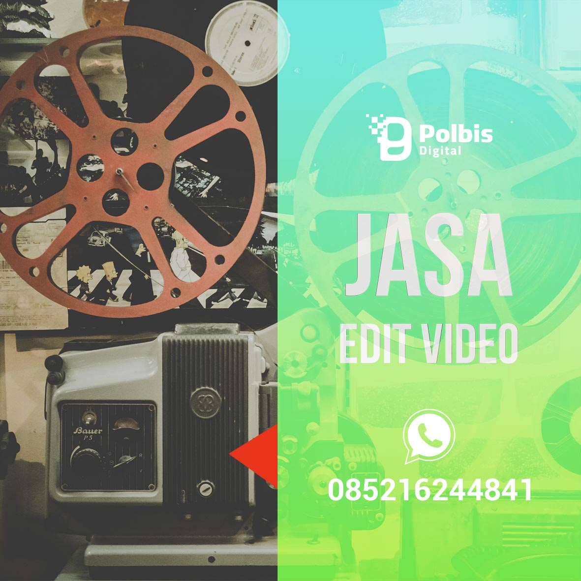 JASA EDIT VIDEO MURAH DAN BERKUALITAS DI BANJARMASIN