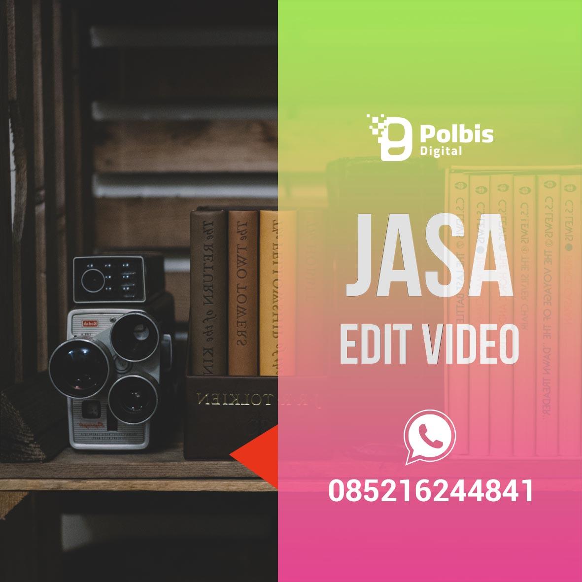 JASA EDIT VIDEO MURAH DAN BERKUALITAS DI JAMBI