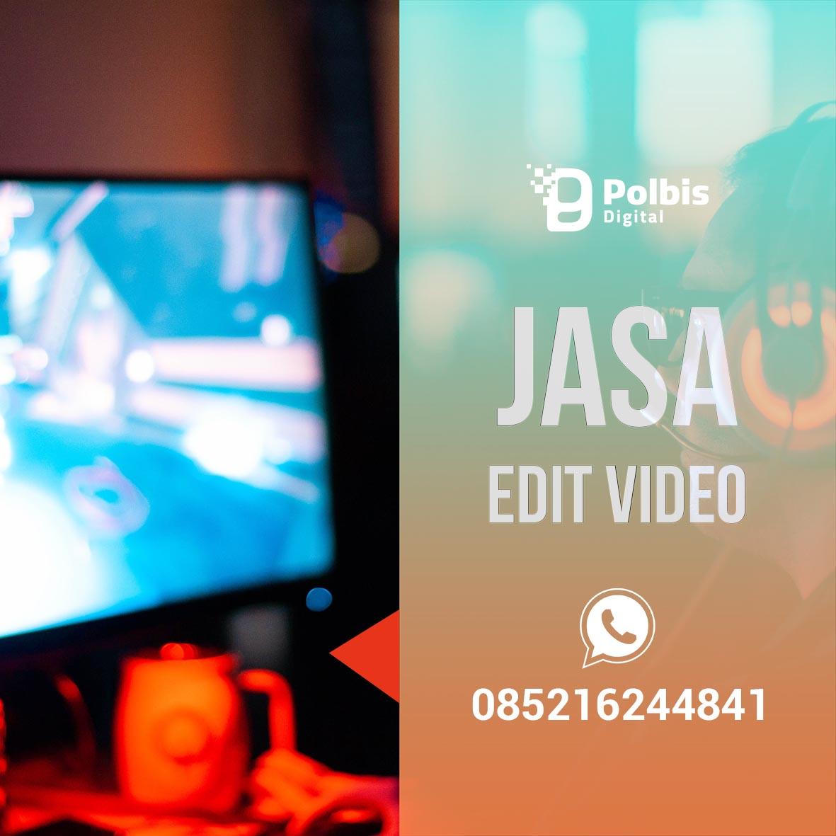 JASA EDIT VIDEO MURAH DAN BERKUALITAS DI PALANGKARAYA