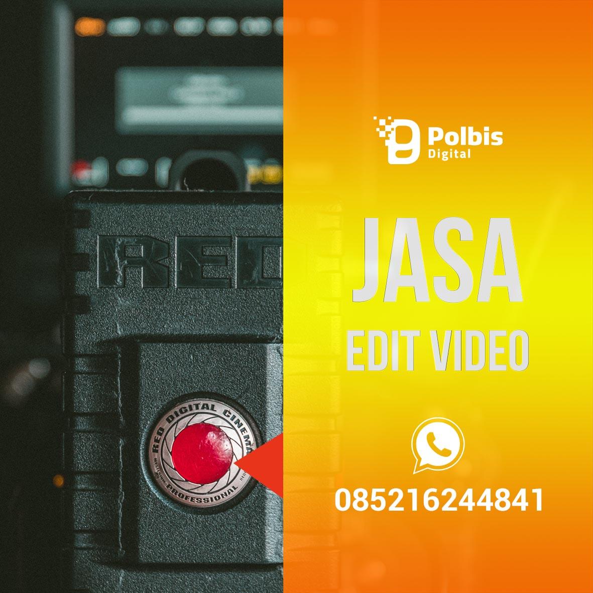 JASA EDIT VIDEO MURAH DAN BERKUALITAS DI PROVINSI DKI JAKARTA