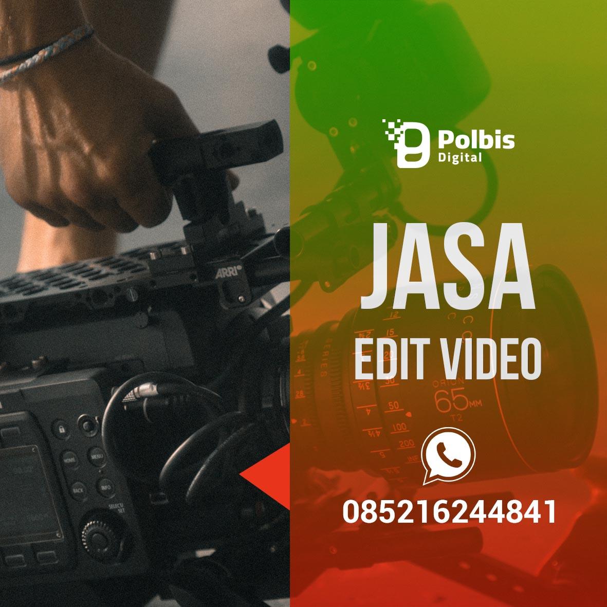 JASA EDIT VIDEO MURAH DAN BERKUALITAS DI PROVINSI JAWA TIMUR