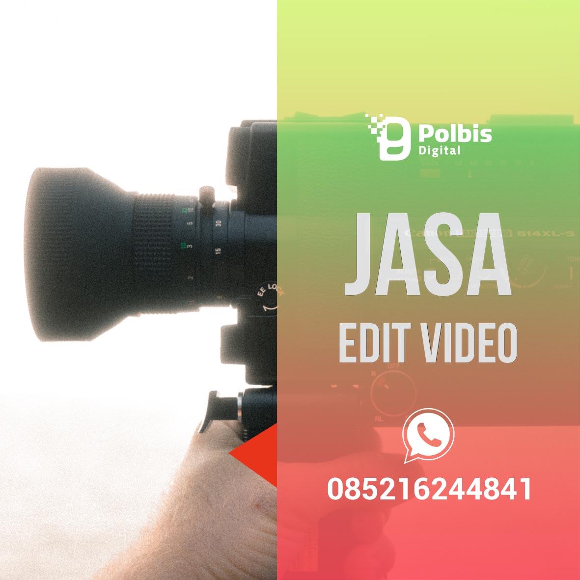 JASA EDIT VIDEO MURAH DAN BERKUALITAS DI SEMARANG