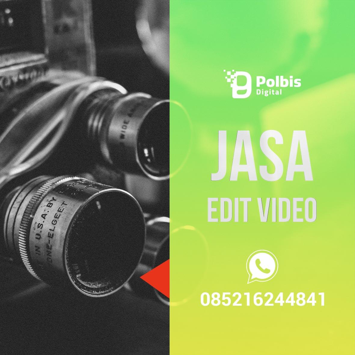 JASA EDIT VIDEO MURAH DAN BERKUALITAS DI SURABAYA