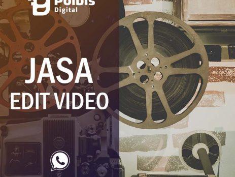 JASA EDIT VIDEO MURAH DAN BERKUALITAS DI JAKARTA