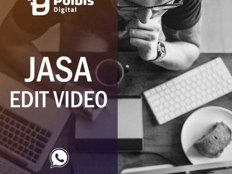 JASA EDIT VIDEO MURAH DAN BERKUALITAS DI PALEMBANG