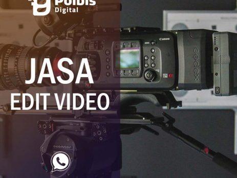 JASA EDIT VIDEO MURAH DAN BERKUALITAS DI PALU