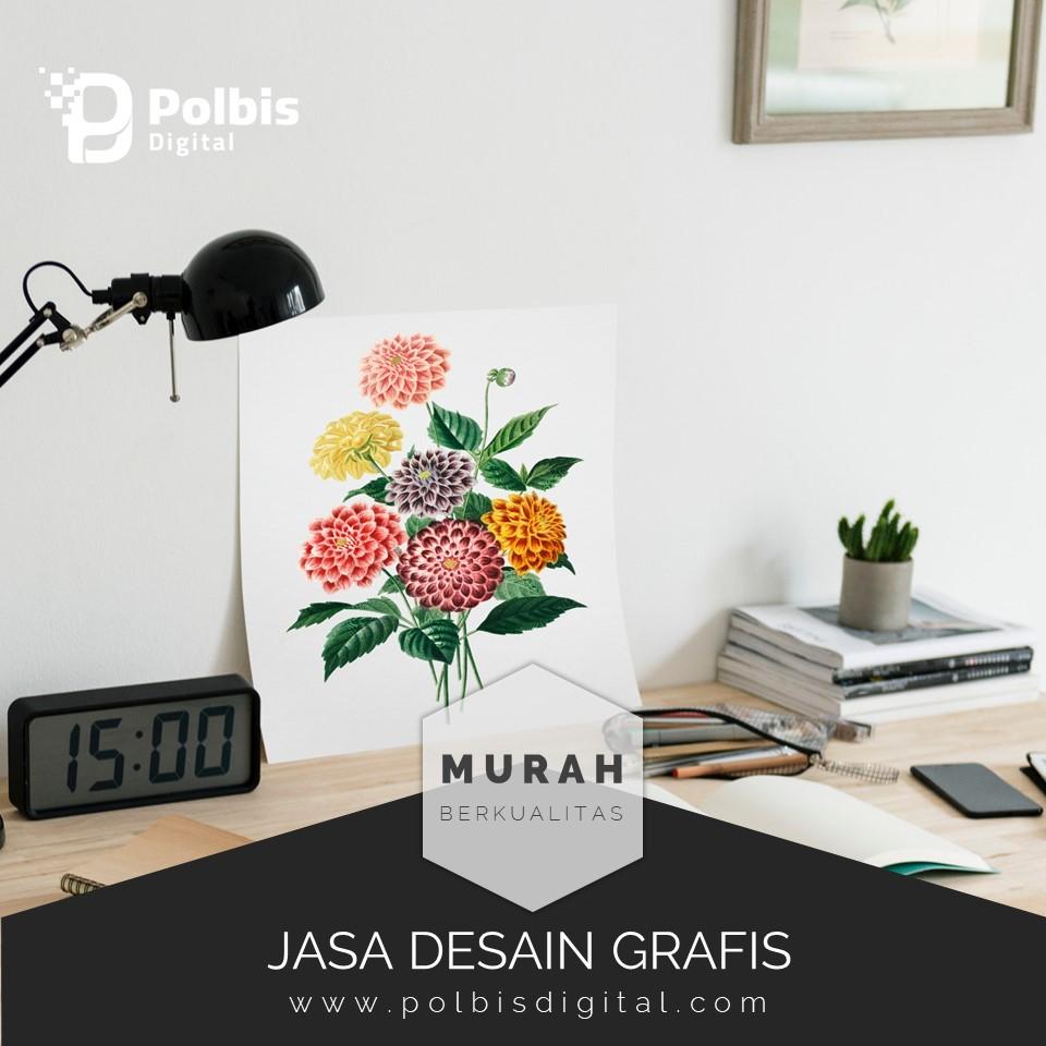 JASA DESAIN GRAFIS MURAH DAN BERKUALITAS PASAMAN BARAT