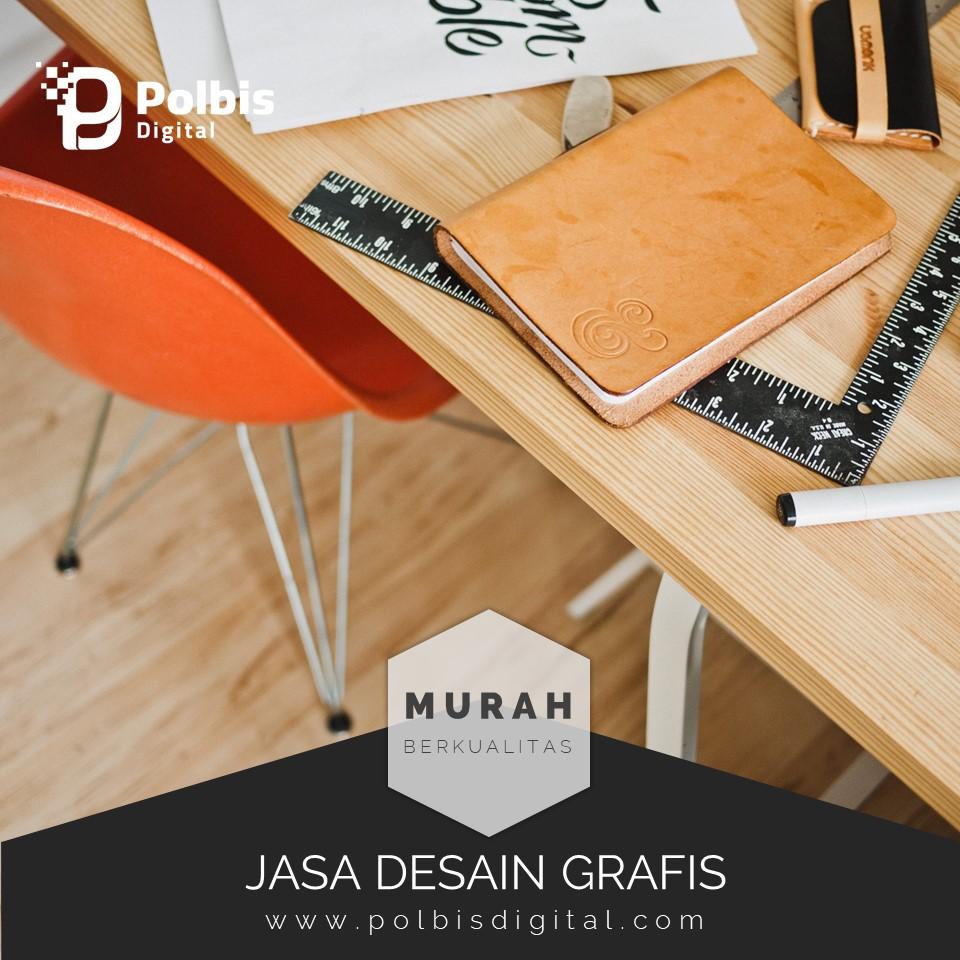 JASA DESAIN GRAFIS MURAH DAN BERKUALITAS SERDANG BEDAGAI