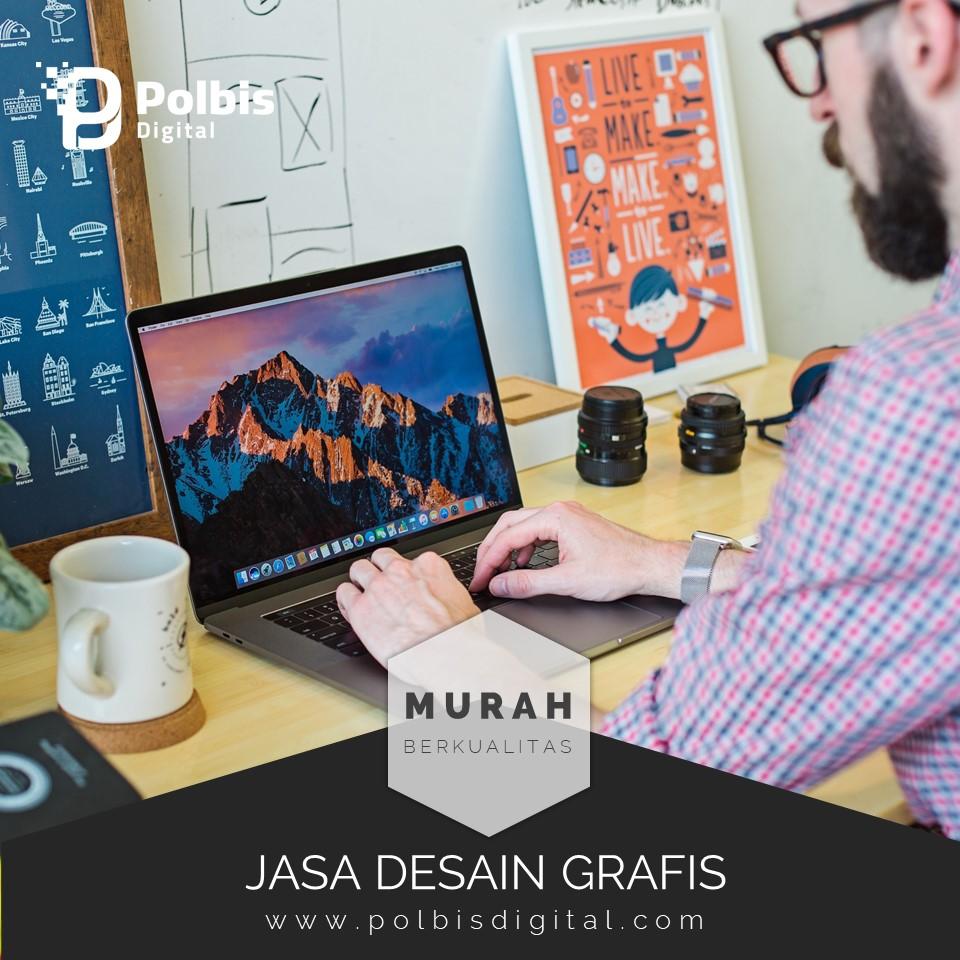 JASA DESAIN GRAFIS MURAH DAN BERKUALITAS LANGKAT