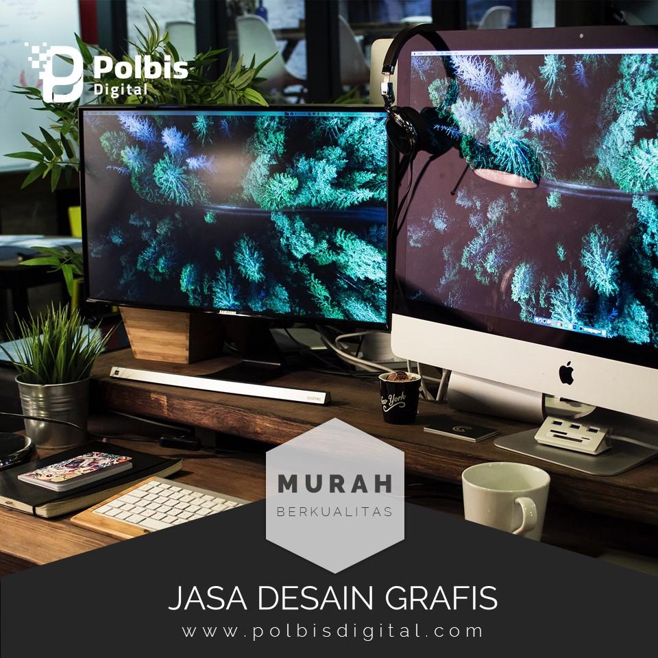 JASA DESAIN GRAFIS MURAH DAN BERKUALITAS RAKAN HILIR