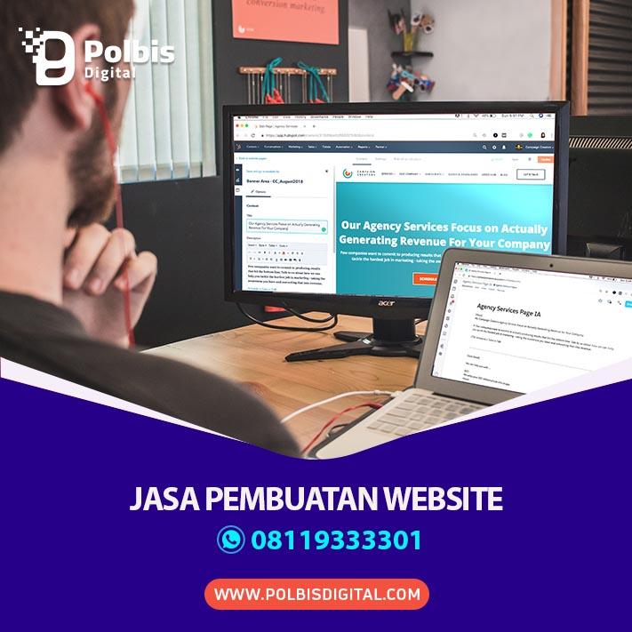 JASA BUAT WEBSITE MURAH DAN BERKUALITAS JAKARTA