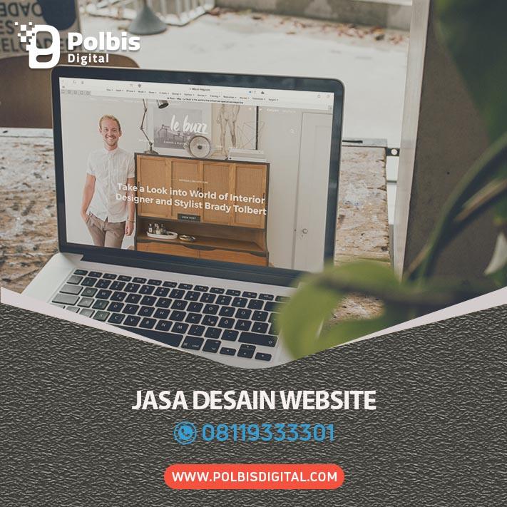 JASA DESAIN WEBSITE MURAH DAN BERKUALITAS BANJARMASIN