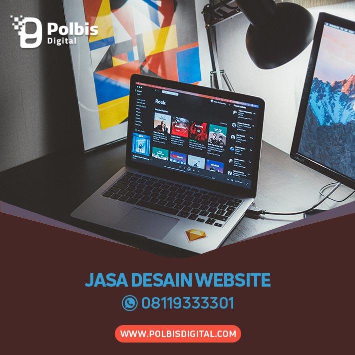 JASA DESAIN WEBSITE MURAH DAN BERKUALITAS JAMBI