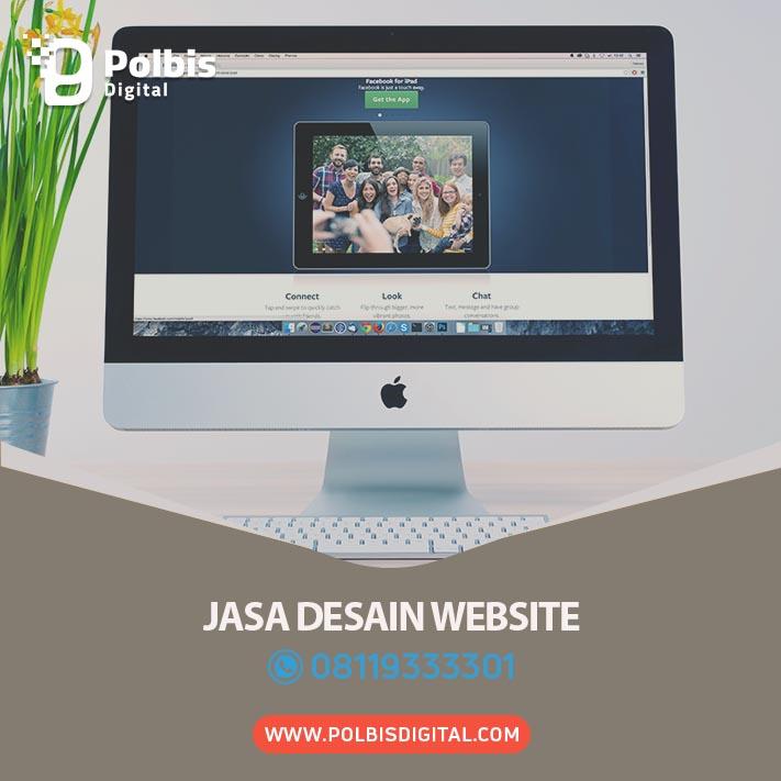 JASA DESAIN WEBSITE MURAH DAN BERKUALITAS MATARAM