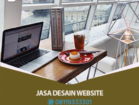 JASA DESAIN WEBSITE MURAH DAN BERKUALITAS PALEMBANG