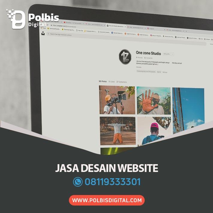 JASA DESAIN WEBSITE MURAH DAN BERKUALITAS PANGKAL PINANG