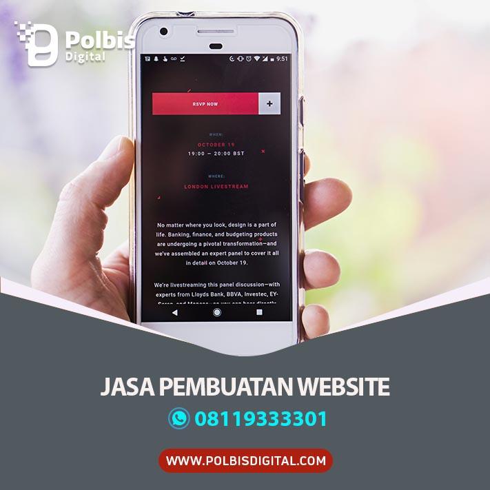 JASA BUAT WEBSITE MURAH DAN BERKUALITAS MANOKWARI