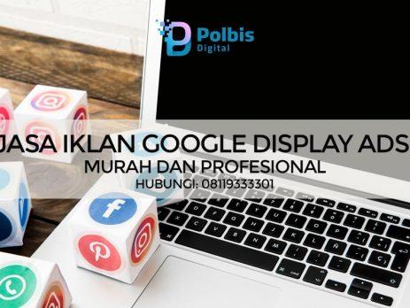 JASA IKLAN GOOGLE DISPLAY ADS